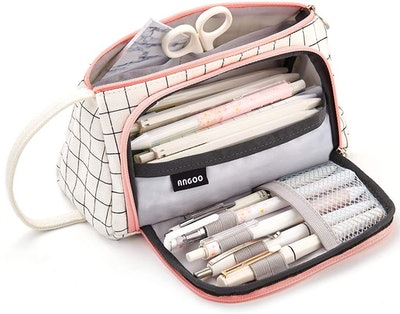 EASTHILL Canvas Pencil Case