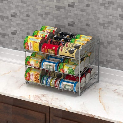 SimpleHouseware Stackable Can Organizer