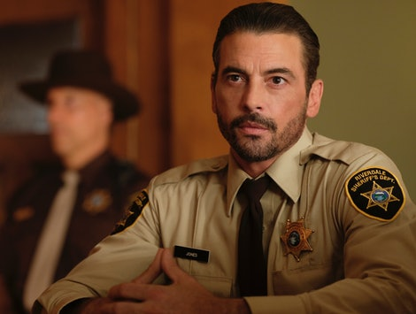 Skeet Ulrich and Marisol Nichols are leaving Riverdale.