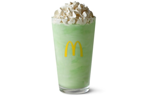 How Long Will McDonald's Shamrock Shake Be Available In 2020? Grab One Soon