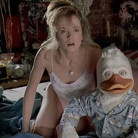 'Howard The Duck' (1986) is so weird it makes 'Deadpool' look tame