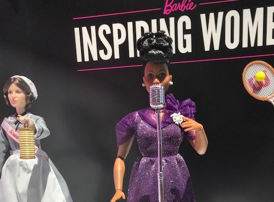 inspiring women Barbie series/ella fitzgerald barbie
