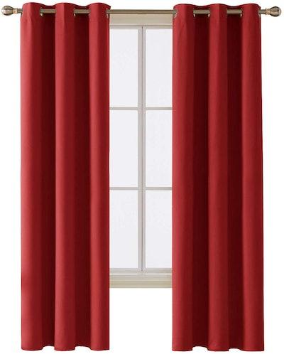 Deconovo Room Darkening Curtains