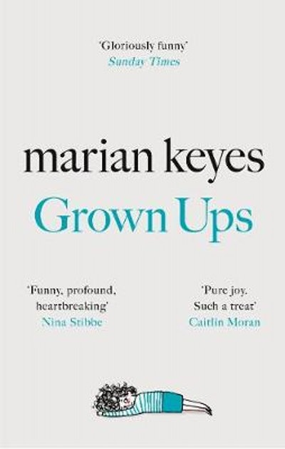 'Grown Ups' by Marian Keyes