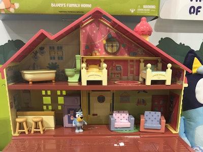 Bluey's Family Home playhouse set