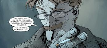 Jim Gordon Batman DC Comics