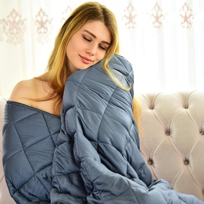 WONAP Bamboo Weighted Blanket