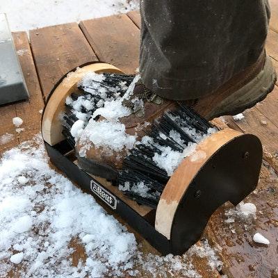 Mr. Boot Cleaner Boot Brush