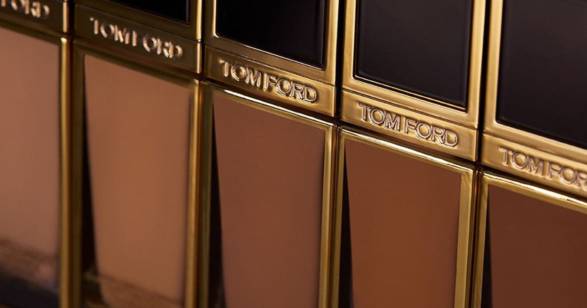 Why Tom Ford's Latest Makeup Launch Is More Than Just A Foundation