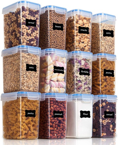 Vtopmart Airtight Food Storage Containers (12 Pieces)
