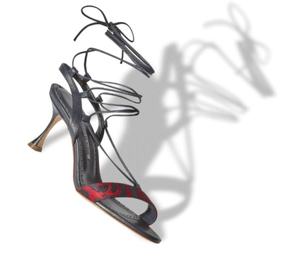ARNAU Lace-Up Sandals