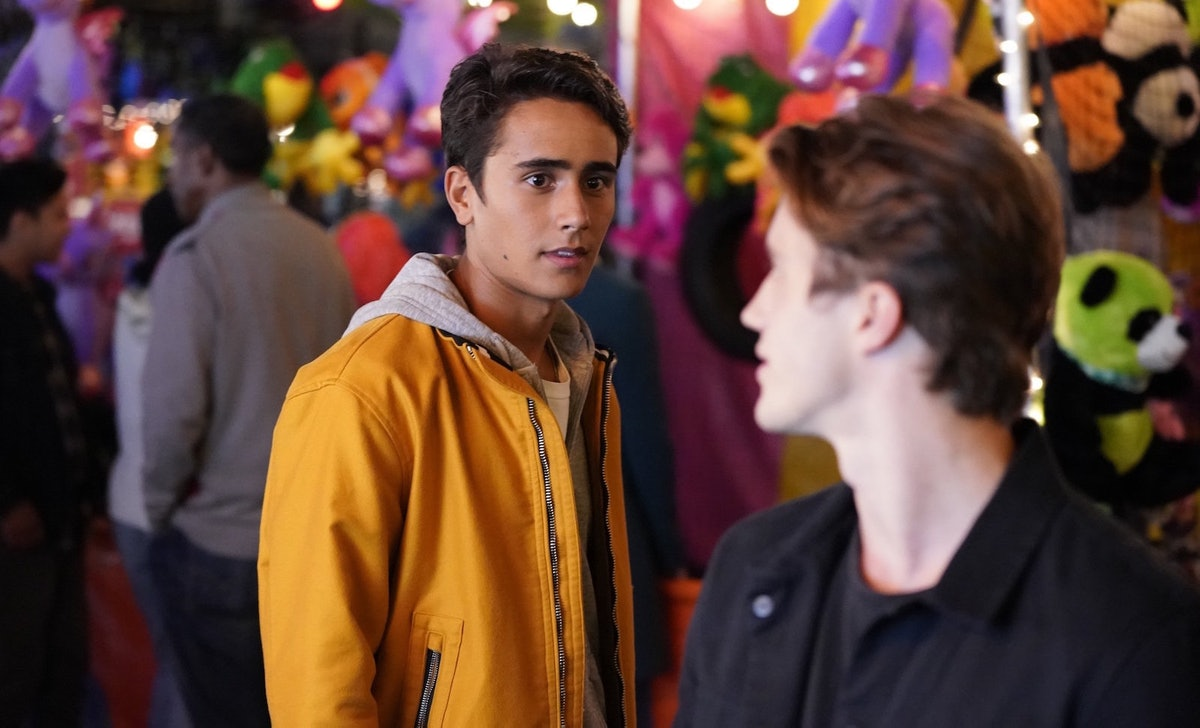 'Love, Victor,' the new series inspired by 'Love, Simon,' has moved from Disney+ to Hulu.