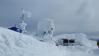 SNOWIE cloud seeding