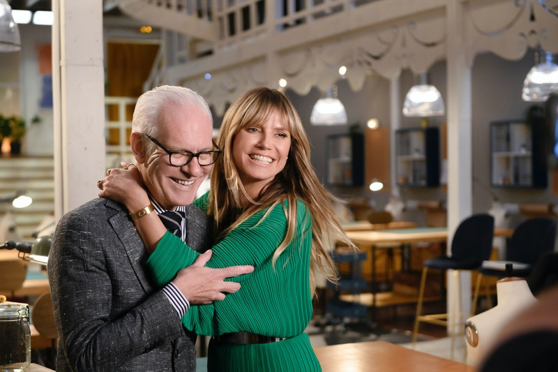 Amazon's Making the Cut reunites the Project Runway team.