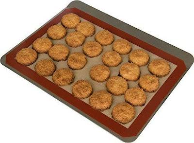 Velesco Silicone Baking Mat (2-Pack)