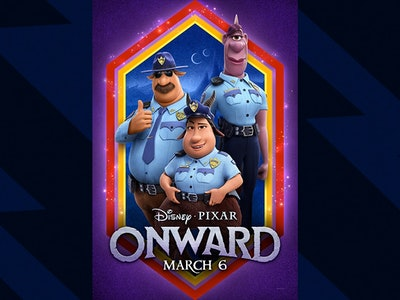 Pixar's new movie 'Onward' features a lesbian character