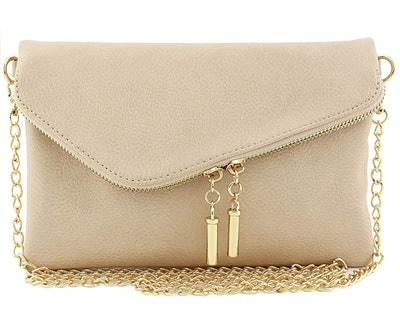 FashionPuzzle Envelope Clutch