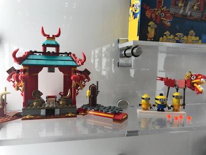 LEGO minions set