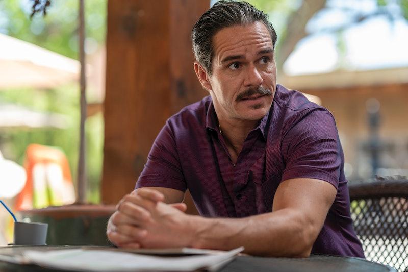 Tony Dalton as Lalo Salamanca in Better Call Saul in Season 5