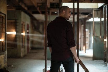Michael Mando as Nacho Varga in Better Call Saul in Season 5