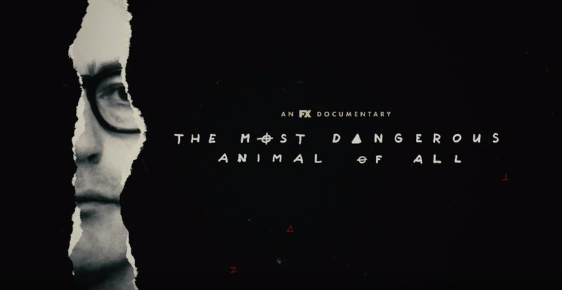 The Most Dangerous Animal of All trailer attempts to identify the Zodiac Killer.