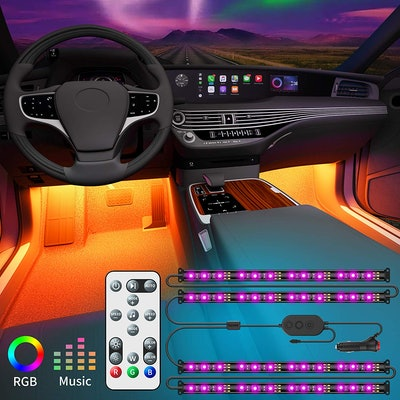 Govee Interior Car Lights with Remote