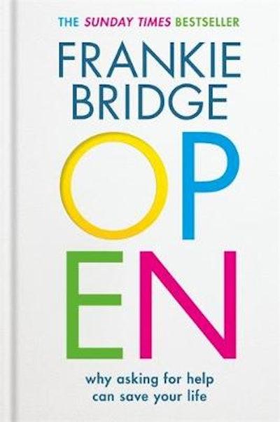'OPEN' by Frankie Bridge