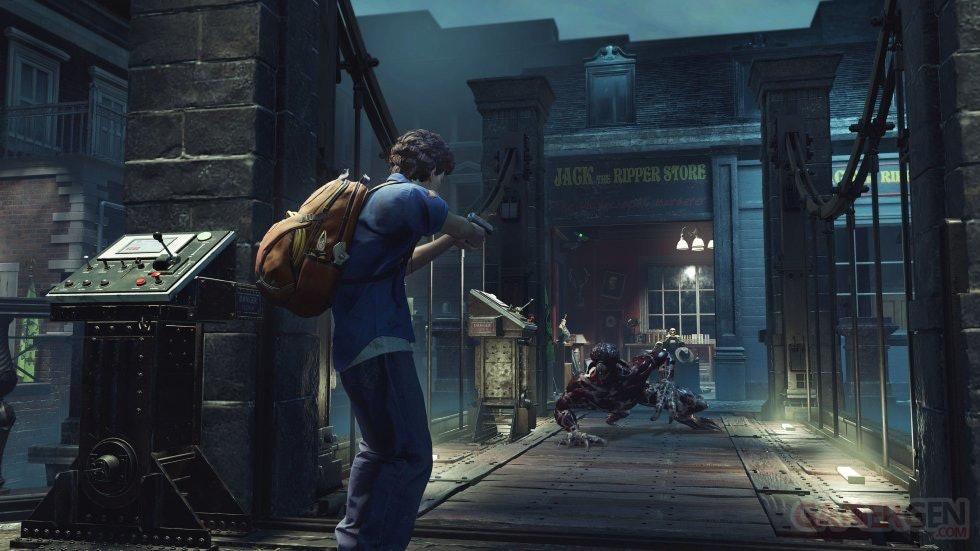Resident Evil 3 Remake Screenshots Leak Nemesis And More Gruesome