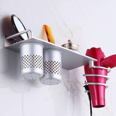 MyLifeUnit Hair Appliance Hanging Rack Organizer