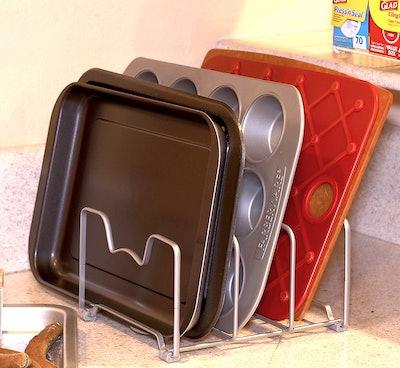 SimpleHouseware Bakeware Organizer