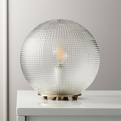 Halo Globe Lamp