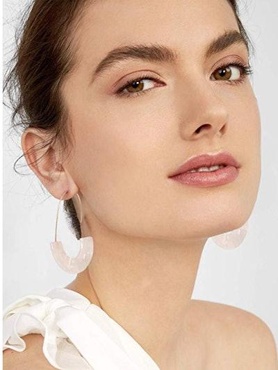 MOLOCH Acrylic Statement Earrings