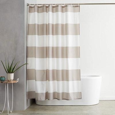 AmazonBasics Shower Curtain