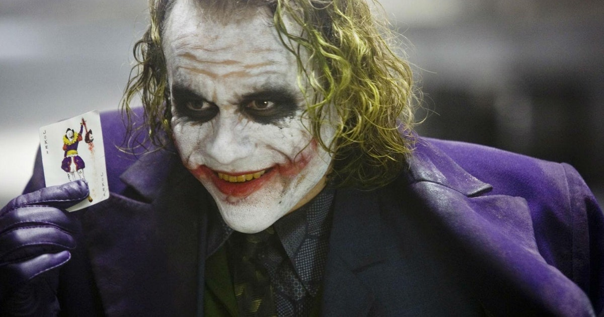 'Dark Knight' theory explains the biggest mystery about Heath Ledger's Joker