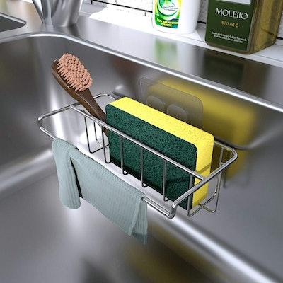 KINCMAX Adhesive Sink Organizer