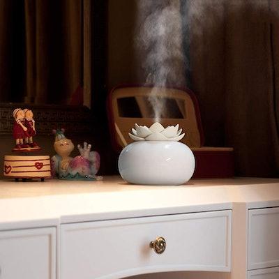 YJY Lotus Flower Humidifier