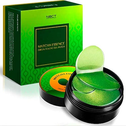 NBCT Matcha Green Tea Extract Under Eye Patches (60 Patches)