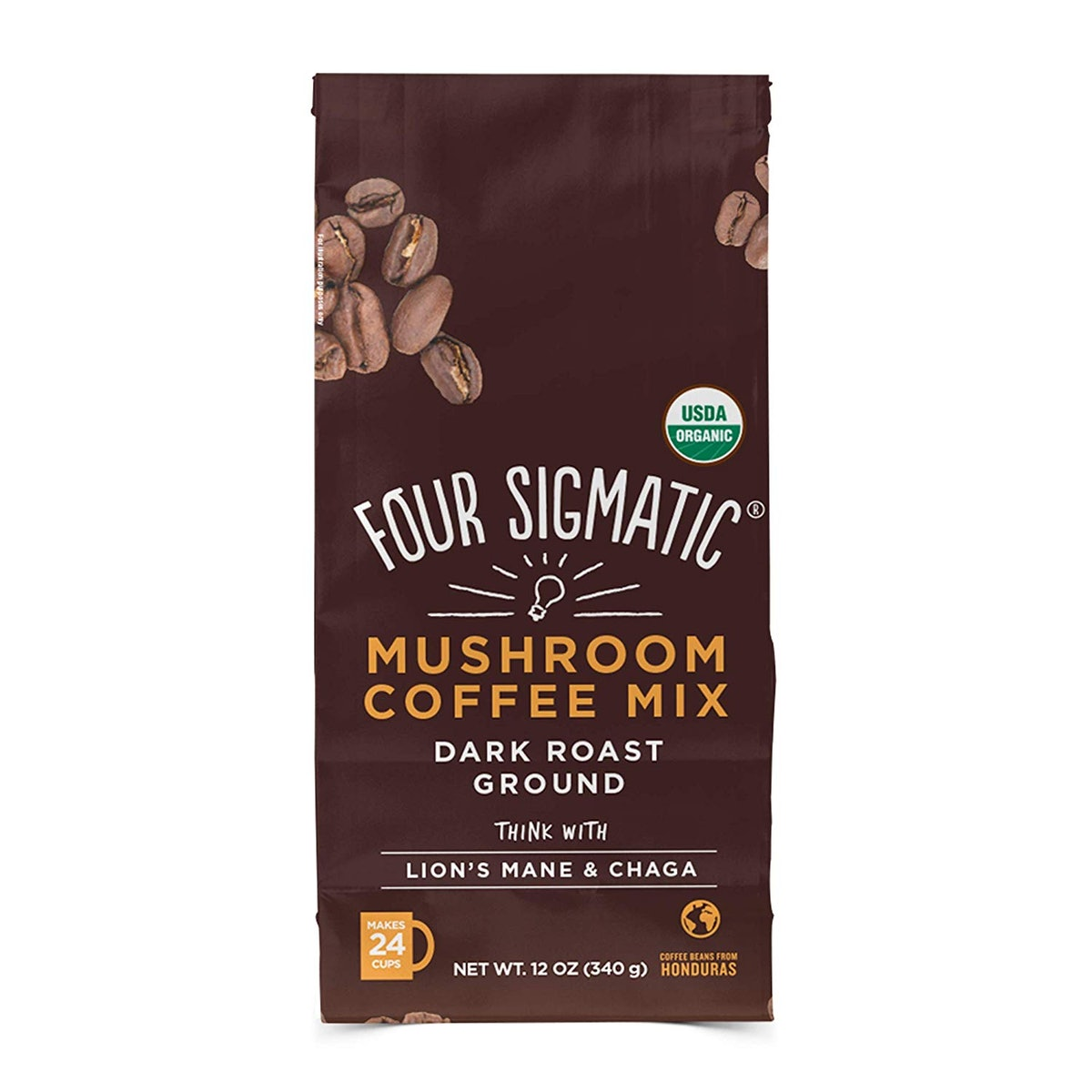 Four Sigmatic Mushroom Coffee Grounds