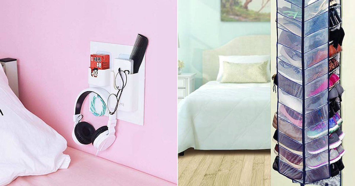 31 Weird Things For Your Bedroom That Are Clever AF On Amazon