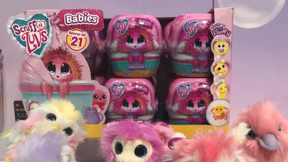 scruff-a-luv babies