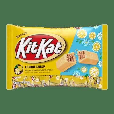 Lemon Crisp Kit Kat