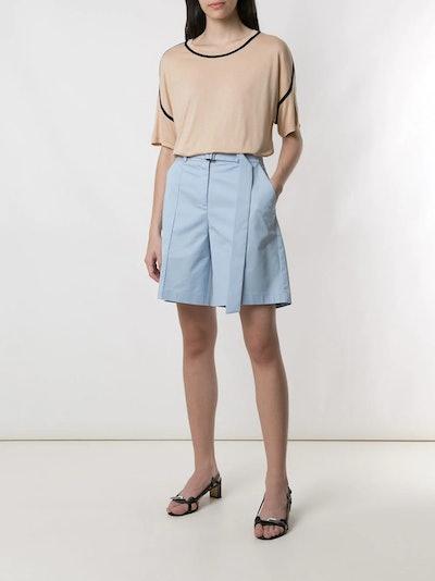 Moonlight taylored bermuda shorts