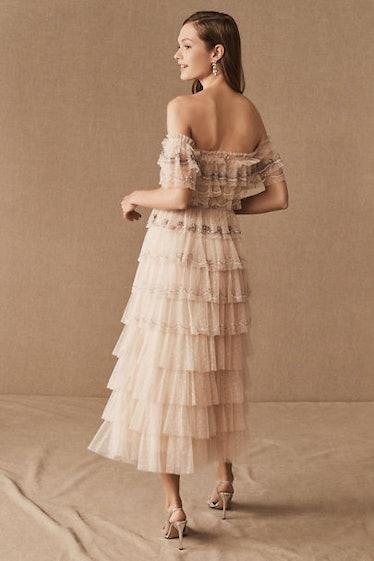 Needle & Thread Neuve Dress