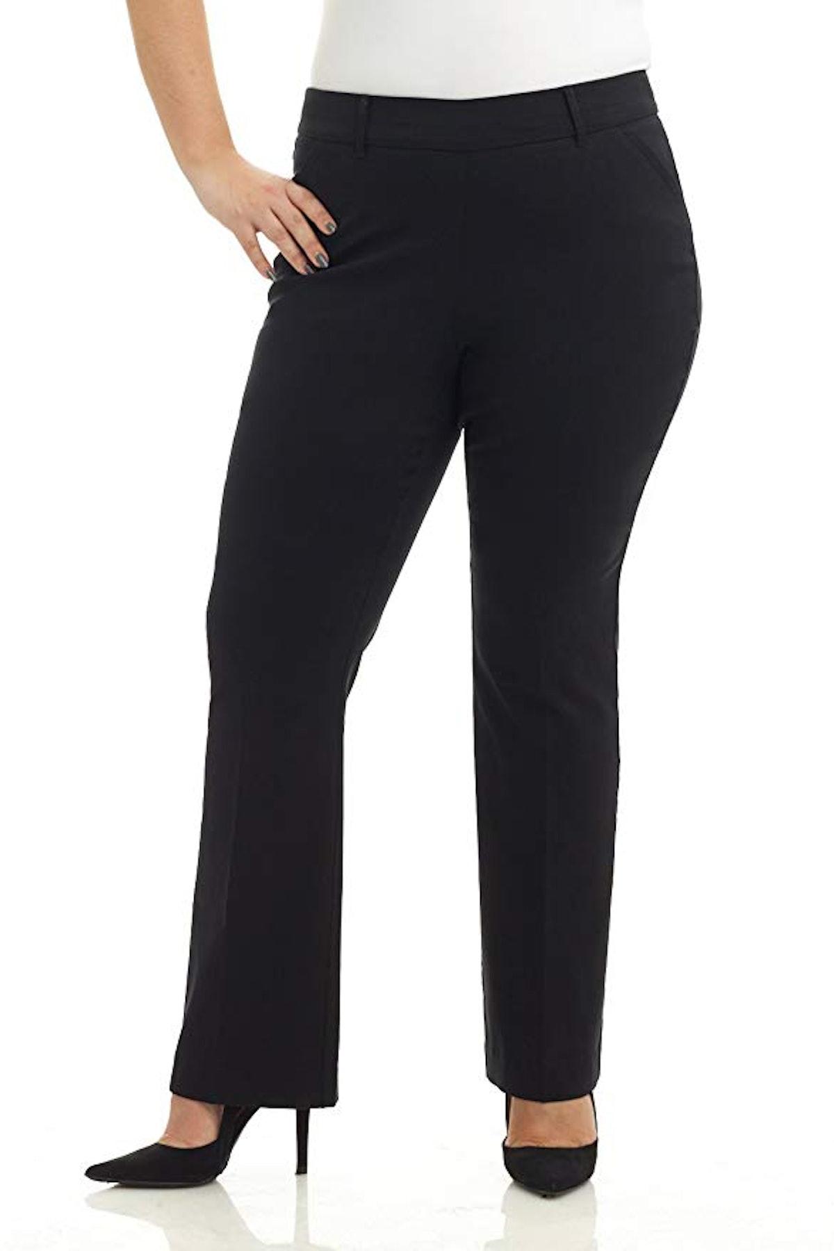 Rekucci Curvy Woman Plus Size Pant