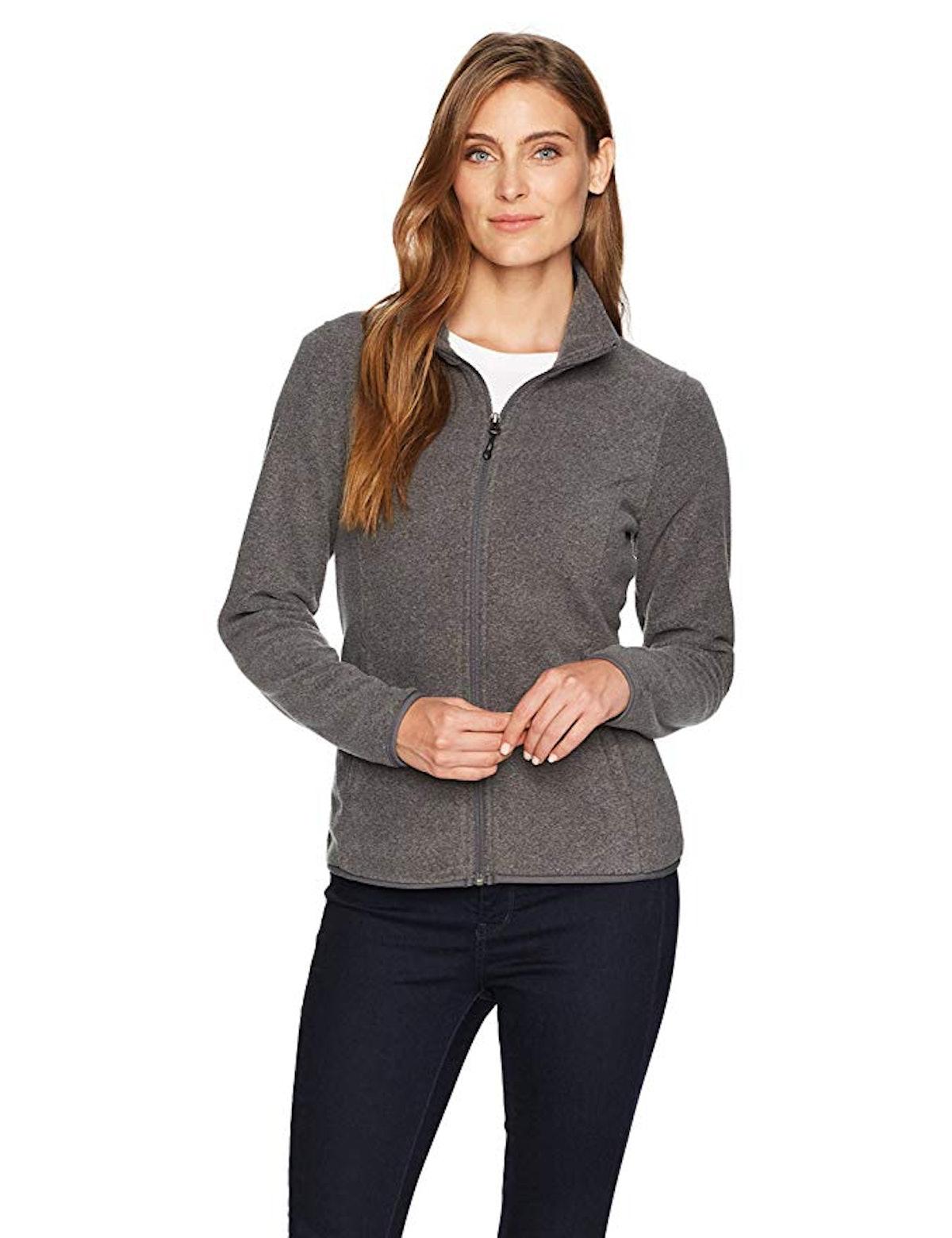 Amazon Essentials Women's Polar Fleece Jacket