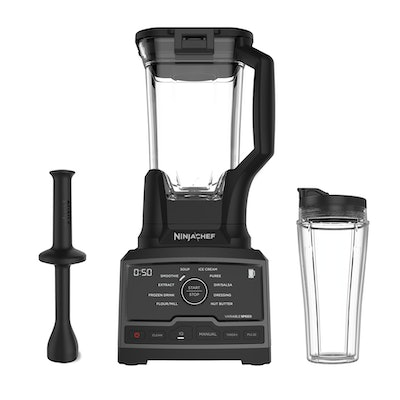 Ninja Chef 1500 Watt Blender with Auto-IQ and Smoothie Cup