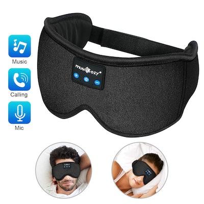 MUSICOZY Bluetooth Wireless Sleeping Eye Mask