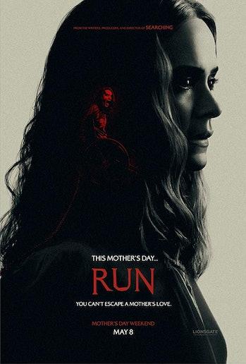 Run poster Sarah Paulson Kiera Allen