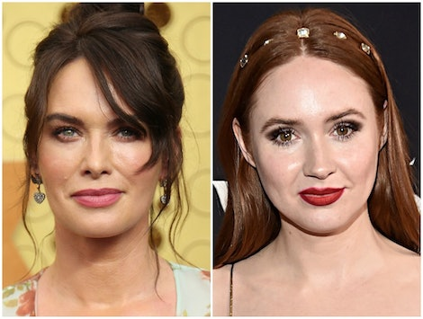 'Gunpowder Milkshake' Stars Karen Gillan & Lena Headey As Assassins