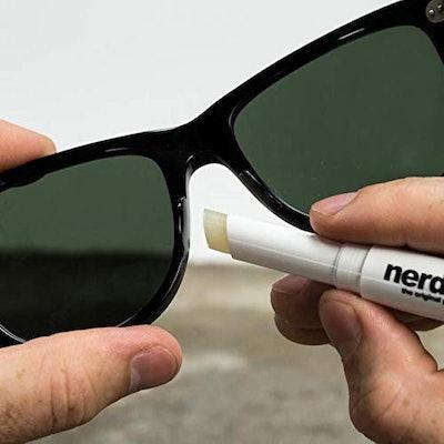 Nerdwax Slimline Design Stop Slipping Glasses (4-Pack)